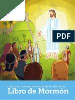 Libro Para Colorear - Libro de Mormon