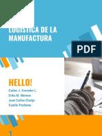 Logistica de La Manufactura