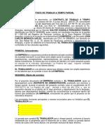 CONTRATO DE TRABAJO A TIEMPO PARCIAL - JUAN CARLOS MENDOZA AVILES.docx