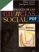Metodologia de Las Cc. Ss