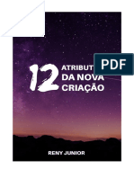 12 Atribuicoes Da Nova Raca Reny Junior