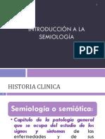 3. Historia Clinica.