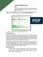 Manual  SeismoSignal 2016
