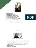 Contexto Histórico Latinamericano V
