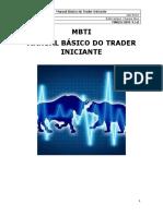 Manual Básico Trader Iniciante Mbti_v1.0