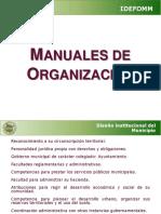 Manuales de Organización Generalidades