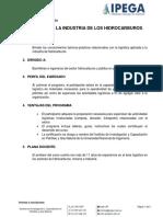 IPEGA.- Hoja Informativa Logistica Para La Industria de Los Hidrocarburos