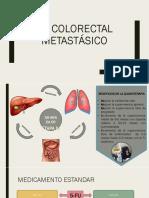 CA Colorectal Metastásico