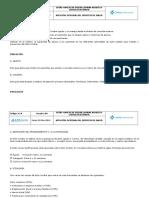 Guías Manejo de Dolor Lumbar Agudo en Consulta Externa