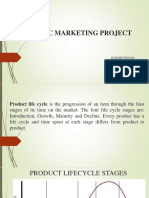 Strategic Marketing Project