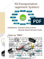 TMS(Transportation Management System)