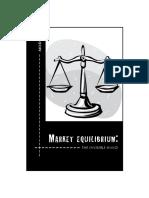 Market equilibrium topic