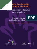 Actascambiar la educacion para cambiar el mundo.pdf