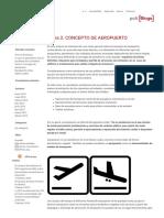 Tema 2. Aeropuerto