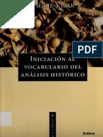 Vilar, Pierre. - Iniciacion al vocabulario del analisis historico [1999].pdf