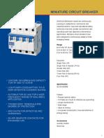 Decovolt _ Miniature Circuit Breaker
