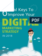 6 Keys for Your Digital Marketing Strategy in 2018