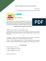 Análisis Estilístico Idealista o Genética de Algunas Coplas de Adolfo Gustavo Bécquer