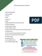 Islamiat Notes by Roshan Wadwani.pdf