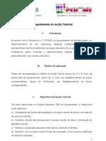 RegulamentoAccaoTutorial