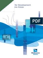 Flood Prone Area Development Guidelines