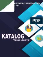 Katalog Produk Logistik Update 050319 (122 Item)