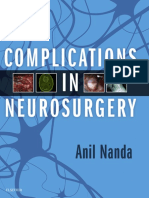 Anil Nanda - Complications in Neurosurgery (2018, Elsevier)