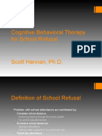 School Refusal Powerpoint