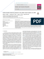 Carbon dioxide reduction potential in the global cement industry by 2050.pdf