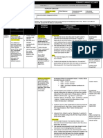ict forward planning document