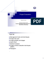 Practical 3 (Proejct Cost Evalaution)