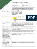 benjamin mccombs - ermert- senior capstone product proposal