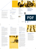 Flyer Infos Fuer Studis Aus Nicht EU Staaten Deutsch
