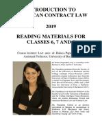 Reading Materials_classes 6, 7 and 8_drafting and Interpretation