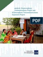 Bangladesh Grameenphone Project
