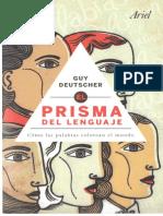 Deutscher (2010) - El prisma del lenguaje.pdf