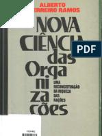 T30 - A NOVA CIÊNCIA da administração  2ed - GUERREIRO_RAMOS.pdf