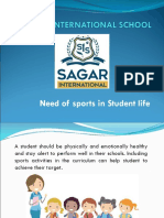 Sagar International School