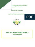 Guide de Rdaction Manuel d Aroport