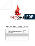 Vessel Categorisation