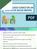 Competencias Psicologo Clínico