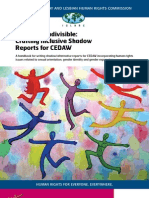 18109037 Equal and Indivisible Crafting Inclusive Shadow Reports for CEDAW