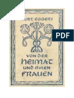 Eggers Kurt - Von Der Heimat Und Ihren Frauen