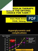 Basal Insulin Therapy Edit