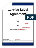 Service Level Agreement Template.docx