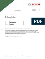 Bosch Releaseletter MPEG-ActiveX 6.03.0259