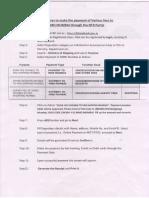 Bharat Kosh Procedure