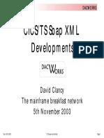 Cics Ts Soap XML