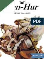 BenHur Traduccion Raimundo Grino - Lewis Wallace.epub
