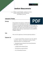 Waveform Measurements